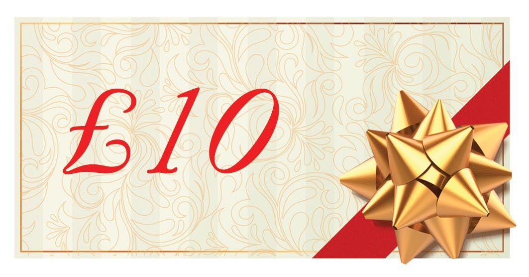 £10 Gift Voucher in the Token Publishing Shop