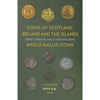 Coins of Scotland, Ireland and the Islands