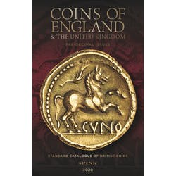 Coins of England and the United kingdom - both volumes. Post free in the Token Publishing Shop