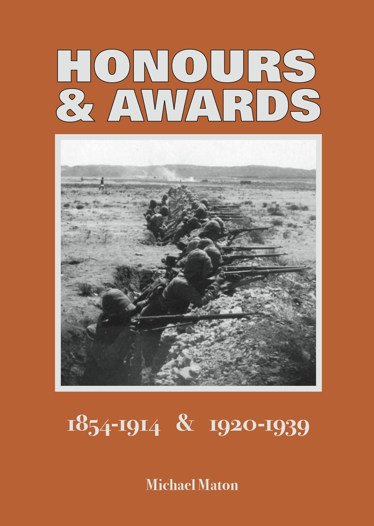 Honours and Awards 1854-1914 & 1920-1939 in the Token Publishing Shop