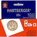 Hartberger Large Self-Adhesive Coin Holders - Token Publishing Shop