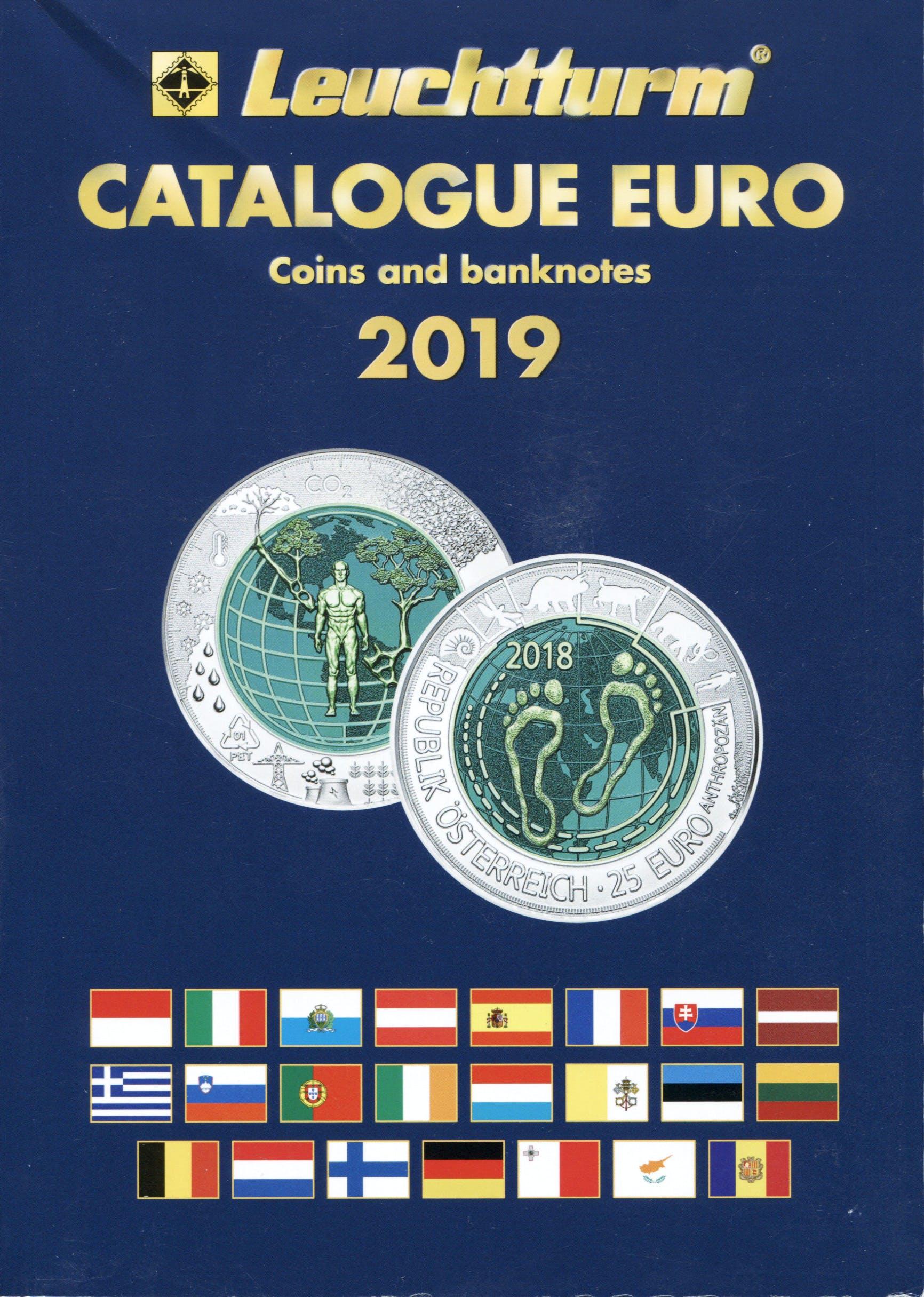 Euro Catalogue 2019 in the Token Publishing Shop