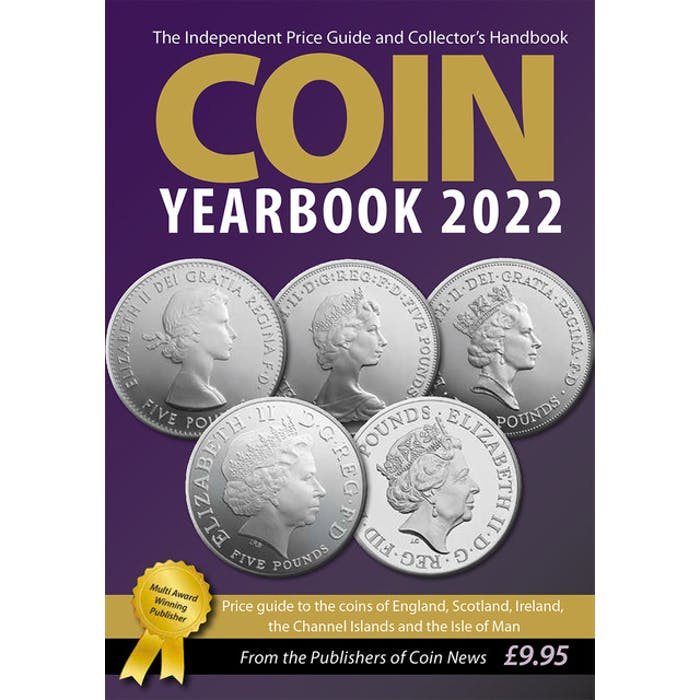 Coin Yearbook 2022 - Token Publishing Shop
