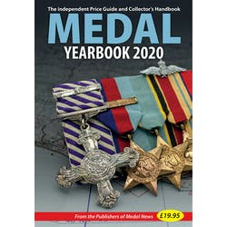 Medal Yearbook 2020 Standard Ebook in the Token Publishing Shop