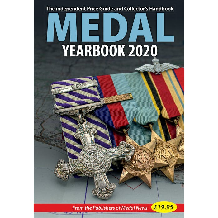 Medal Yearbook 2020 Standard Ebook - Token Publishing Shop
