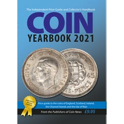 Coin Yearbook 2021 in the Token Publishing Shop