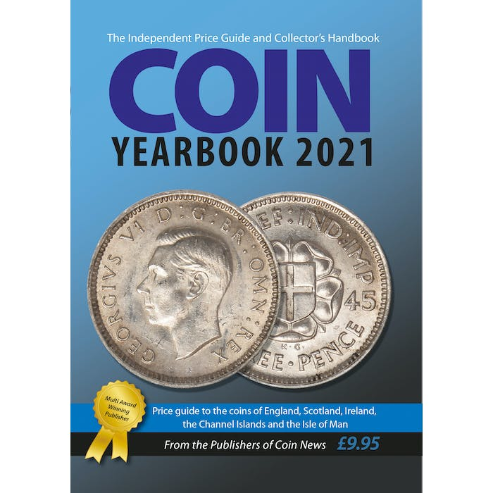 Coin Yearbook 2021 - Token Publishing Shop
