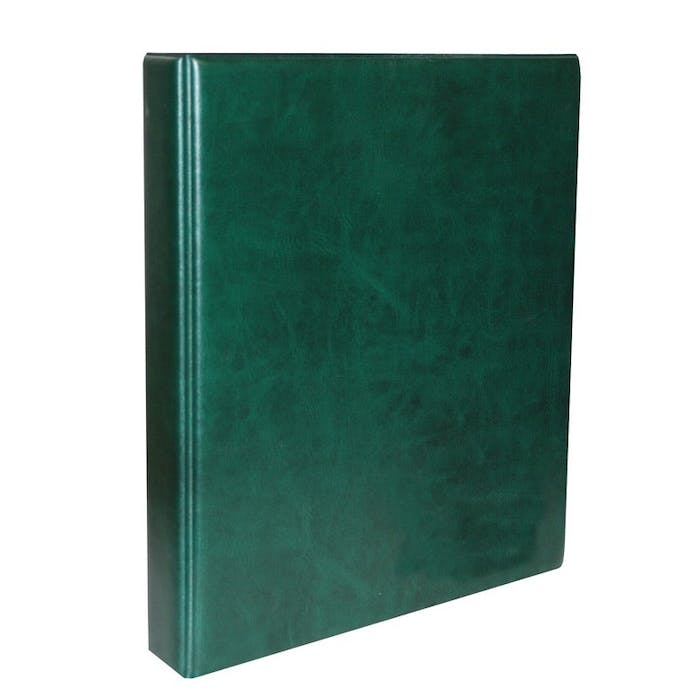 Classic banknote album in green - Token Publishing Shop