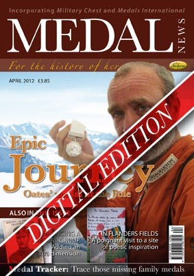 Medal news free trial - digital edition - Token Publishing Shop