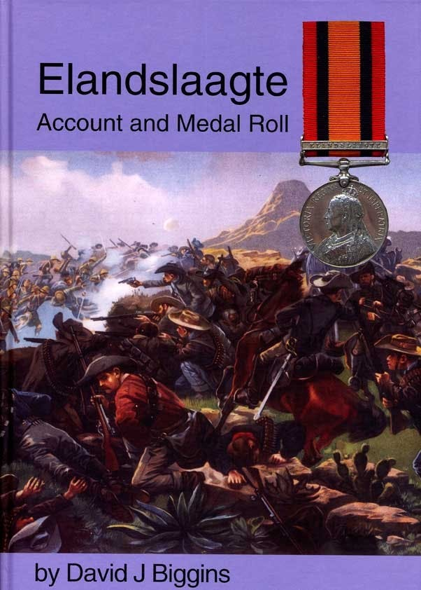 Elandslaagte - Account and Roll (Hardcover) in the Token Publishing Shop