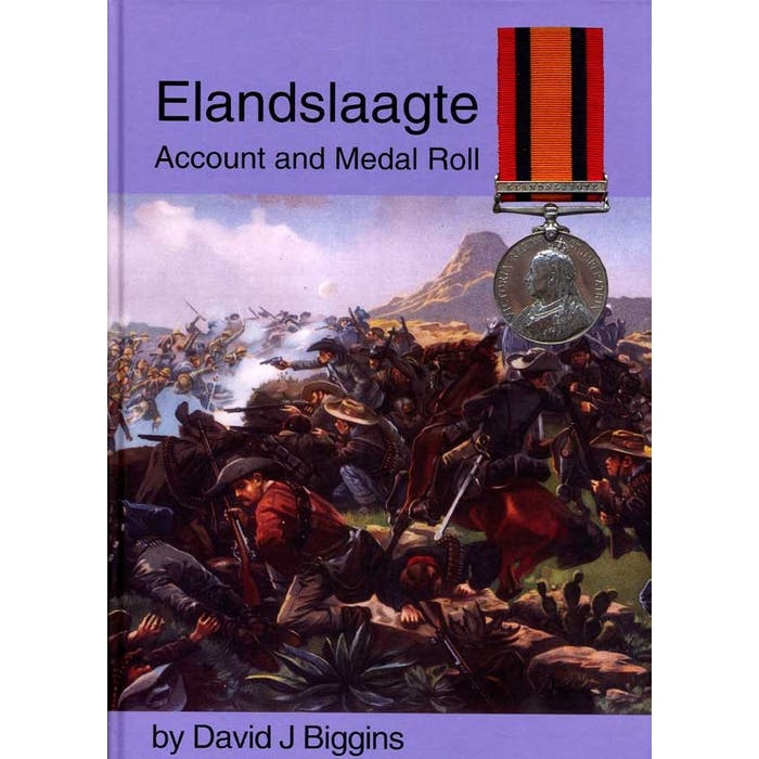Elandslaagte - Account and Roll (Hardcover) - Token Publishing Shop