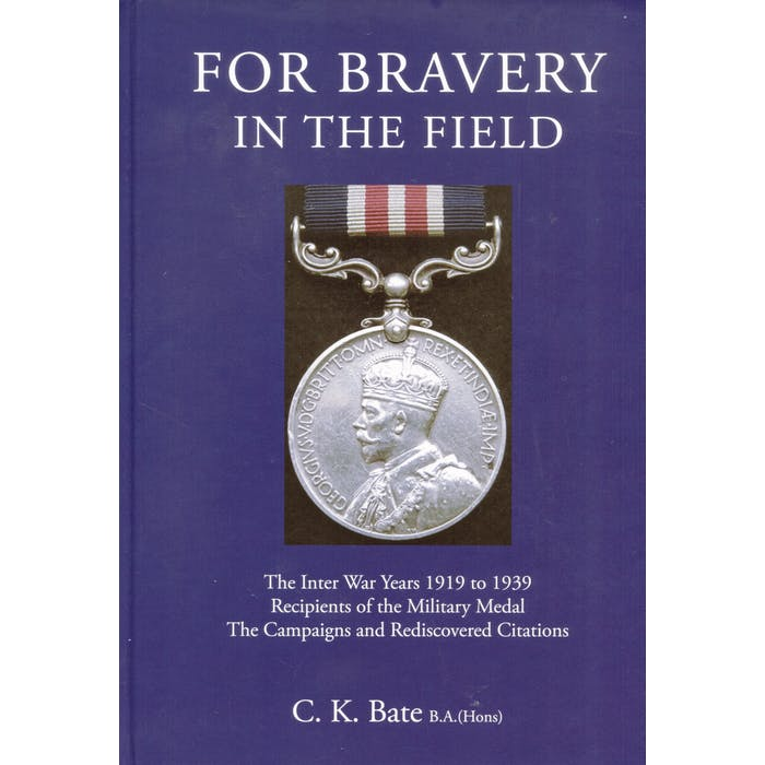 For Bravery in the Field - Token Publishing Shop