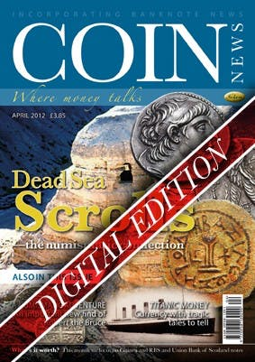 Coin News free trial - digital edition in the Token Publishing Shop