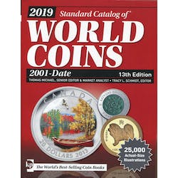 Krause World Coins 2001-Date in the Token Publishing Shop