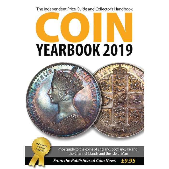 Coin Yearbook 2019 EBook - Token Publishing Shop