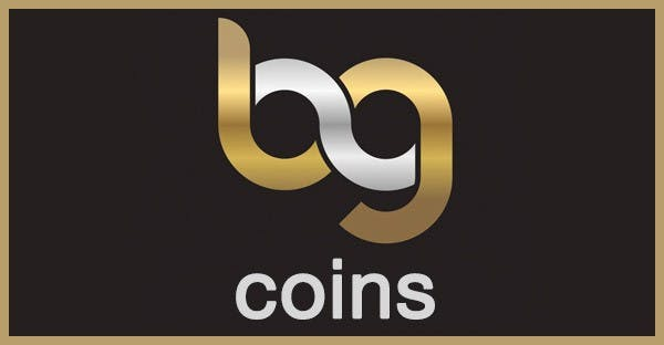 B & G COINS on the Token Publishing Dealer Directory