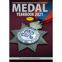 Medal Yearbook 2021 Deluxe edition