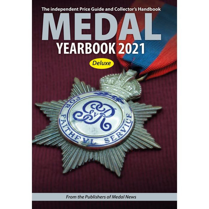 Medal Yearbook 2021 Deluxe edition - Token Publishing Shop