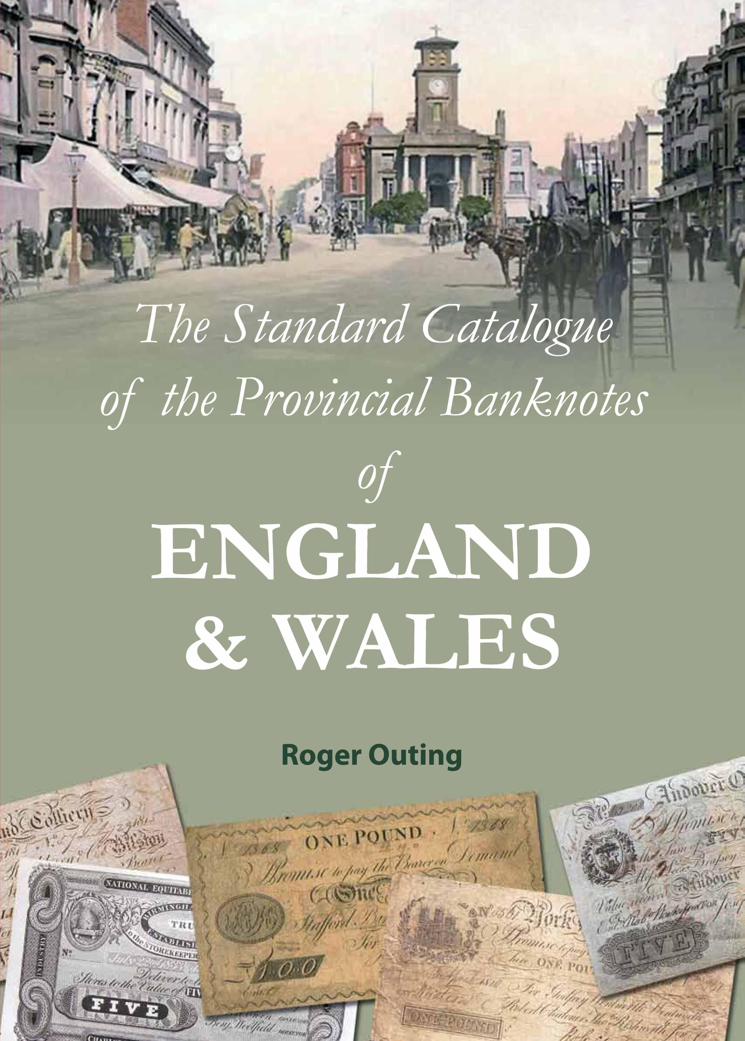 The Provincial Banknotes of England and Wales E-book - Token Publishing Shop