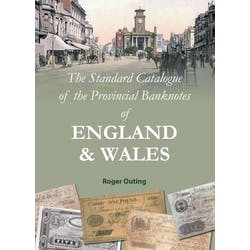 The Provincial Banknotes of England and Wales E-book in the Token Publishing Shop