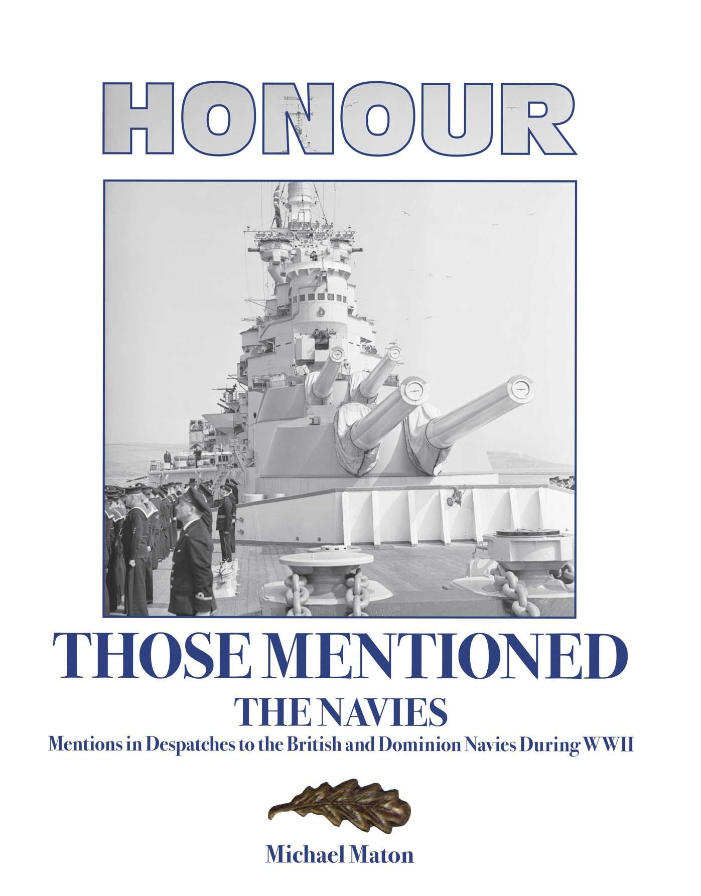 Honour those Mentioned: The Navies in the Token Publishing Shop