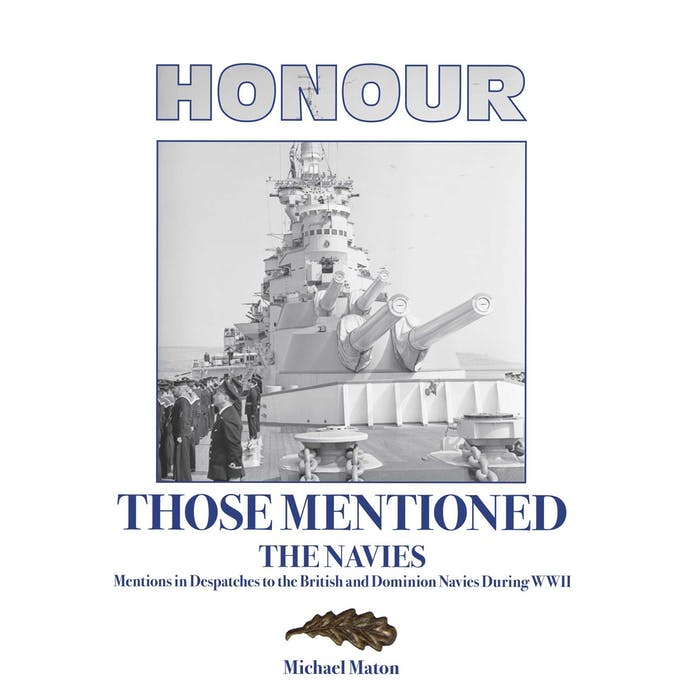 Honour those Mentioned: The Navies - Token Publishing Shop