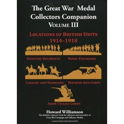 Great War Medal Collectors Companion III in the Token Publishing Shop