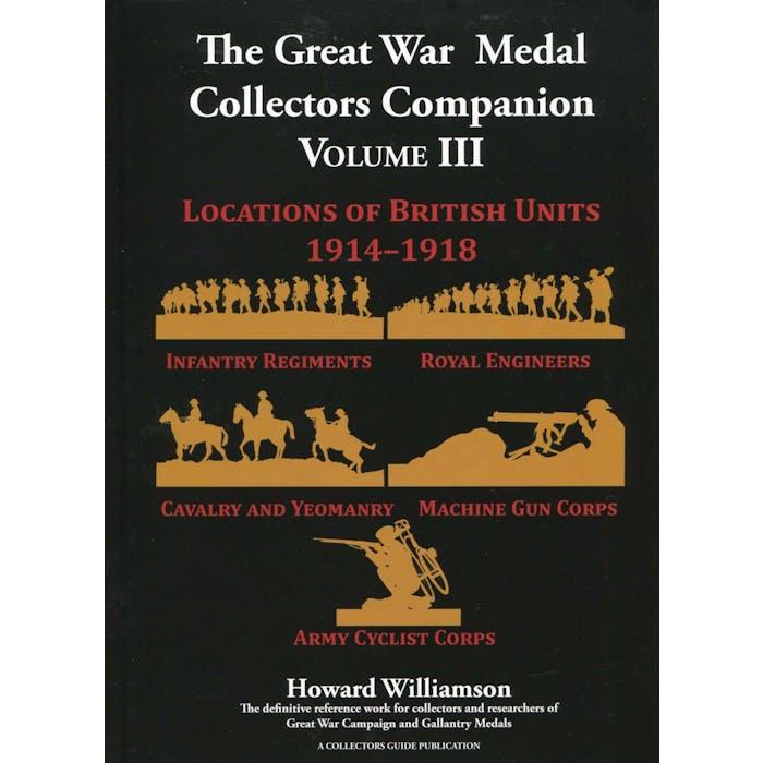 Great War Medal Collectors Companion III - Token Publishing Shop