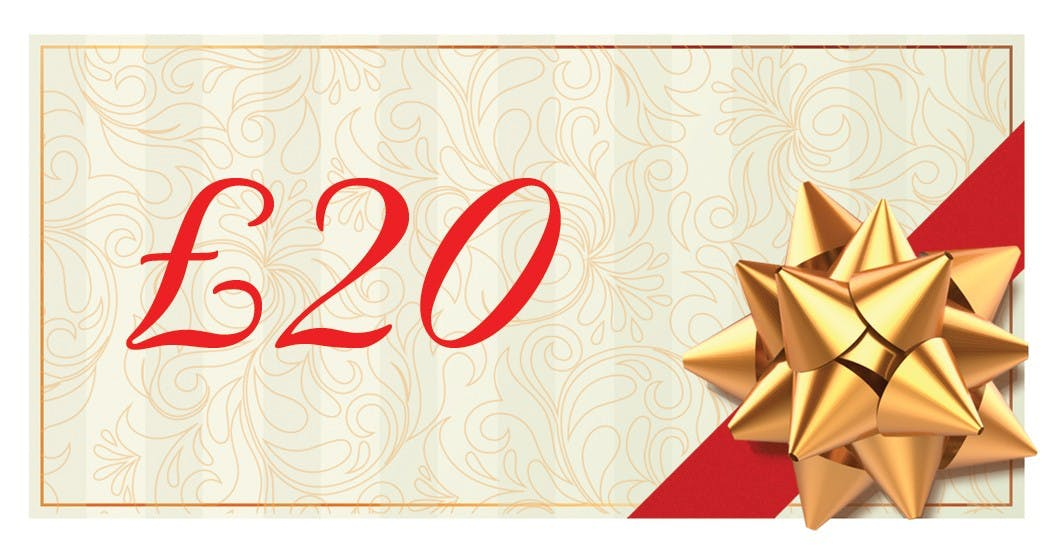 £20 Gift Voucher in the Token Publishing Shop