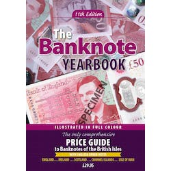 Banknote Yearbook 11th edition in the Token Publishing Shop