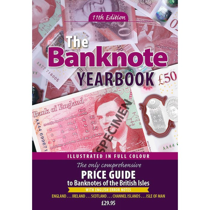 Banknote Yearbook 11th edition - Token Publishing Shop