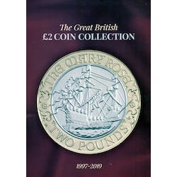£2 Collector's Album and Price Guide - POST FREE in the Token Publishing Shop