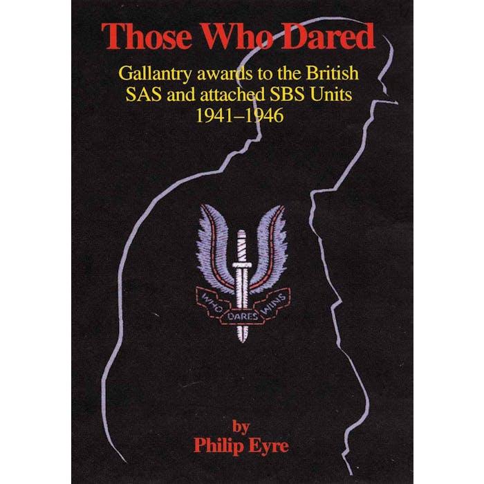 Those Who Dared (Paperback) - Token Publishing Shop