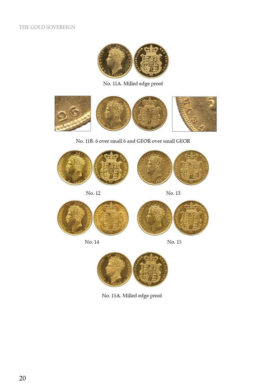 The Gold Sovereign - Token Publishing Shop