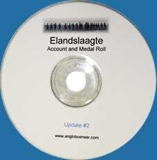 Elandslaagte - update on CD Rom in the Token Publishing Shop