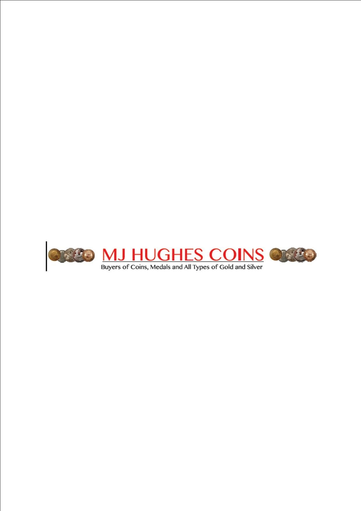 M J Hughes Coins on the Token Publishing Dealer Directory