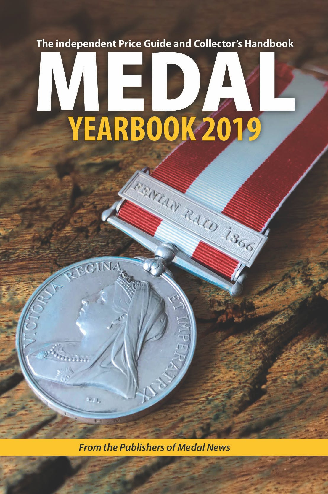 Medal Yearbook 2019 Standard EBook in the Token Publishing Shop