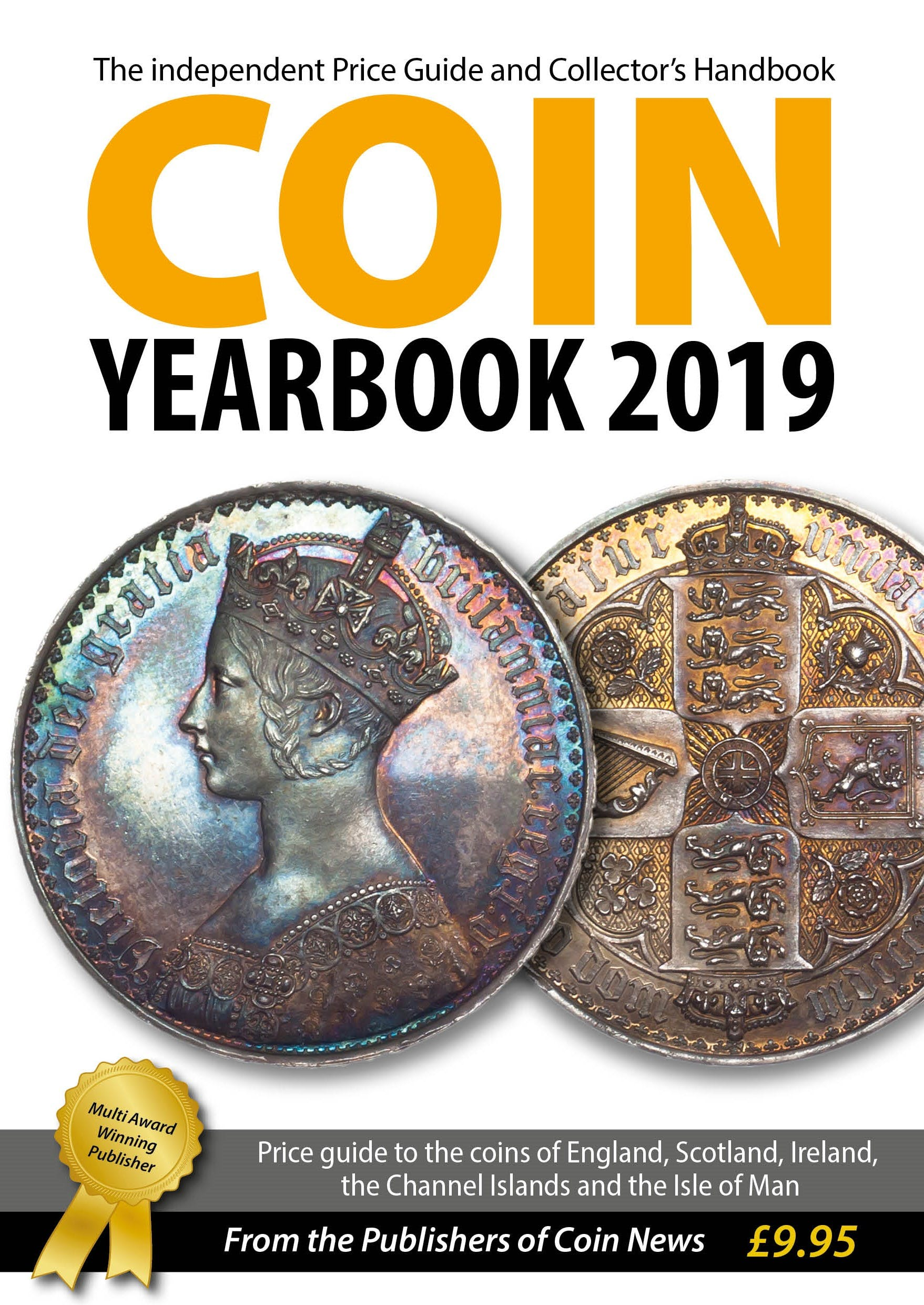 Coin Yearbook 2019 - Token Publishing Shop