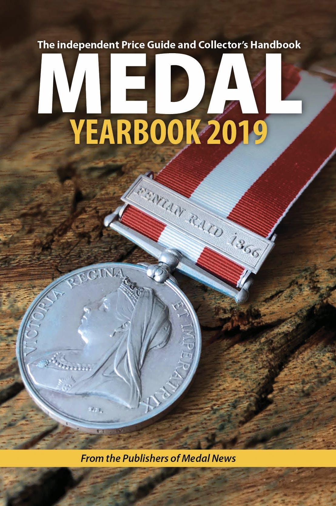 Medal Yearbook 2019 Deluxe EBook - Token Publishing Shop