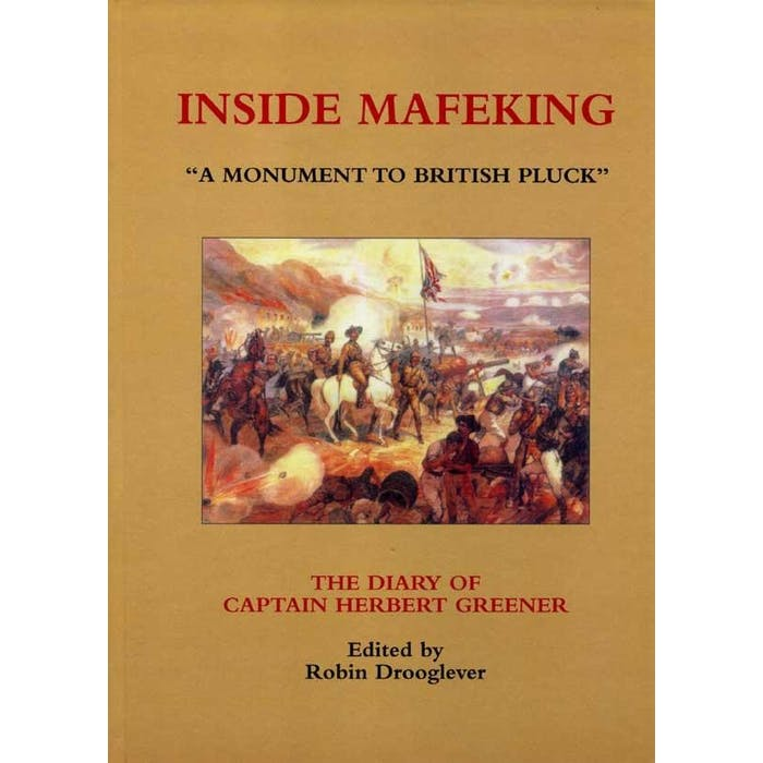 Inside Mafeking - The Diary of Captain Herbert Greener - Token Publishing Shop