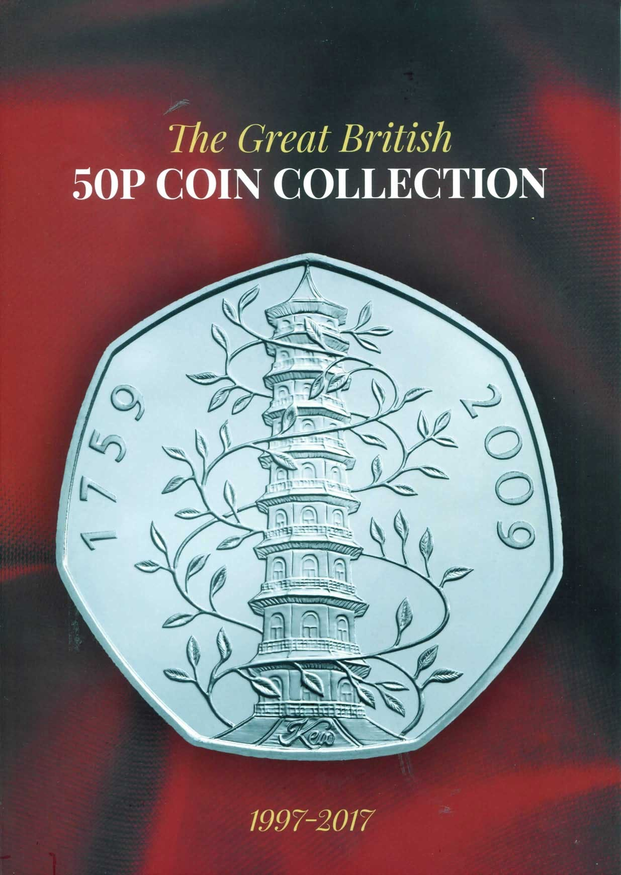 50p Collectors Album in the Token Publishing Shop