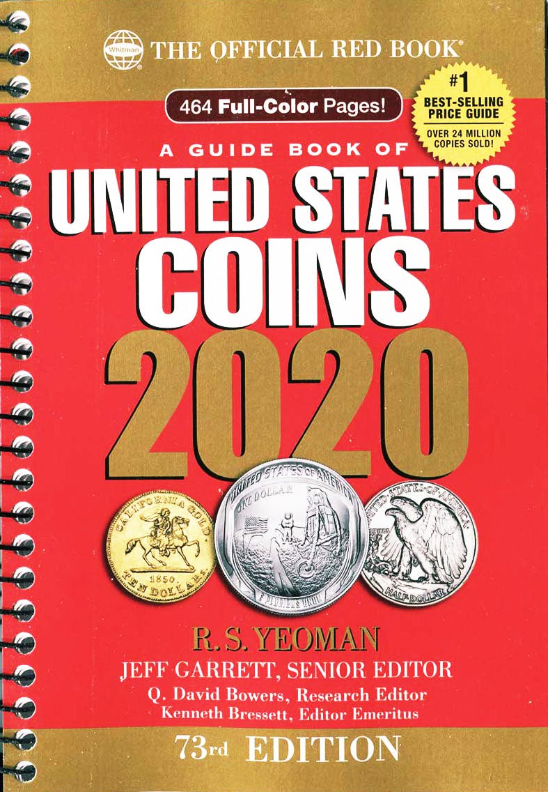 Red Book 2020 Spiral Bound - Token Publishing Shop