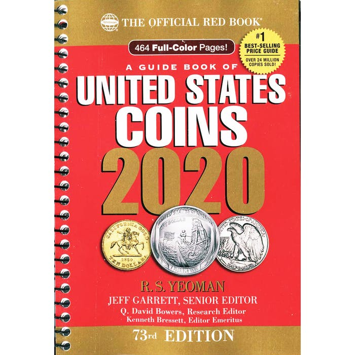 Red Book 2020 Spiral Bound - Token Publishing Shop