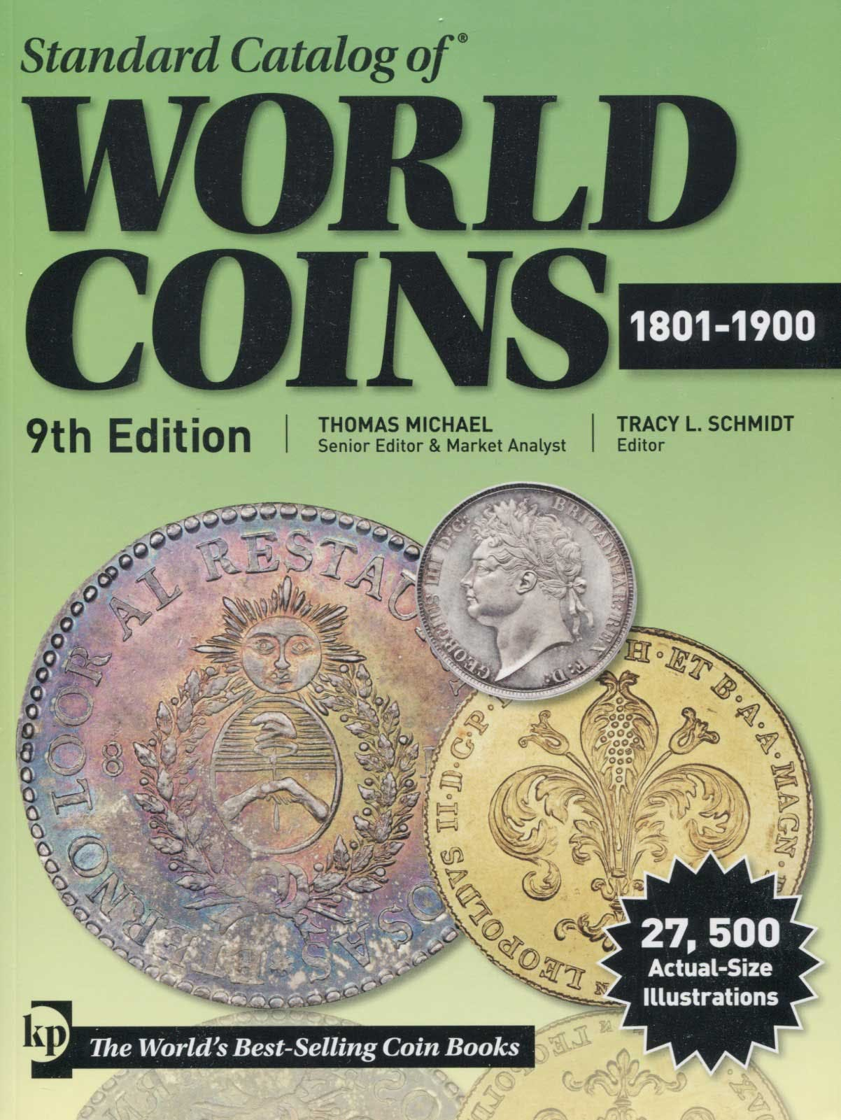 Krause World Coins 1801-1900 9th Edition - Token Publishing Shop