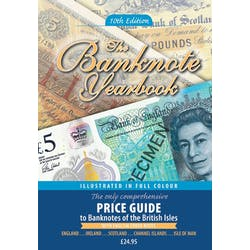 Banknote Yearbook 10th Edition in the Token Publishing Shop