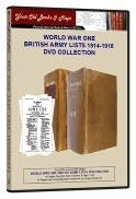 Army Lists World War I in the Token Publishing Shop