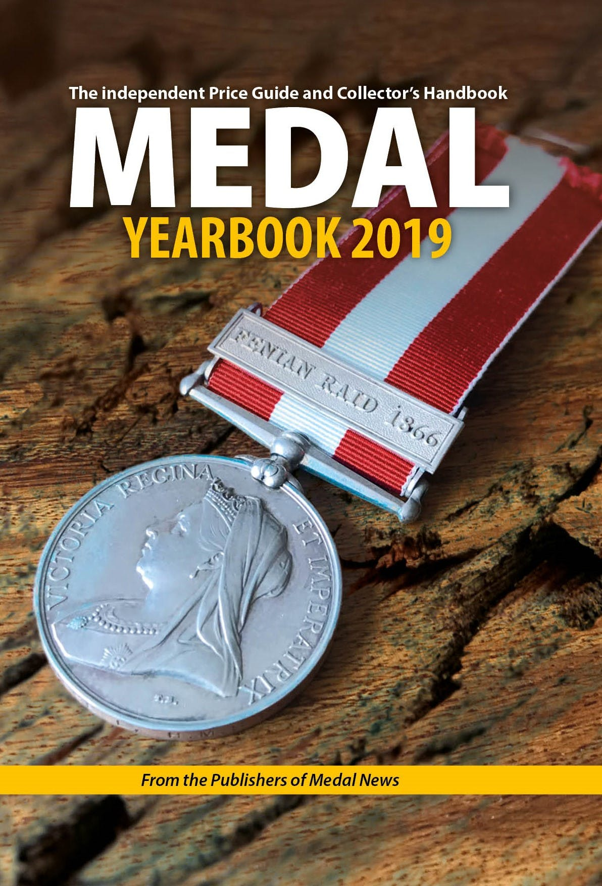 Medal Yearbook 2019 Standard Edition  in the Token Publishing Shop