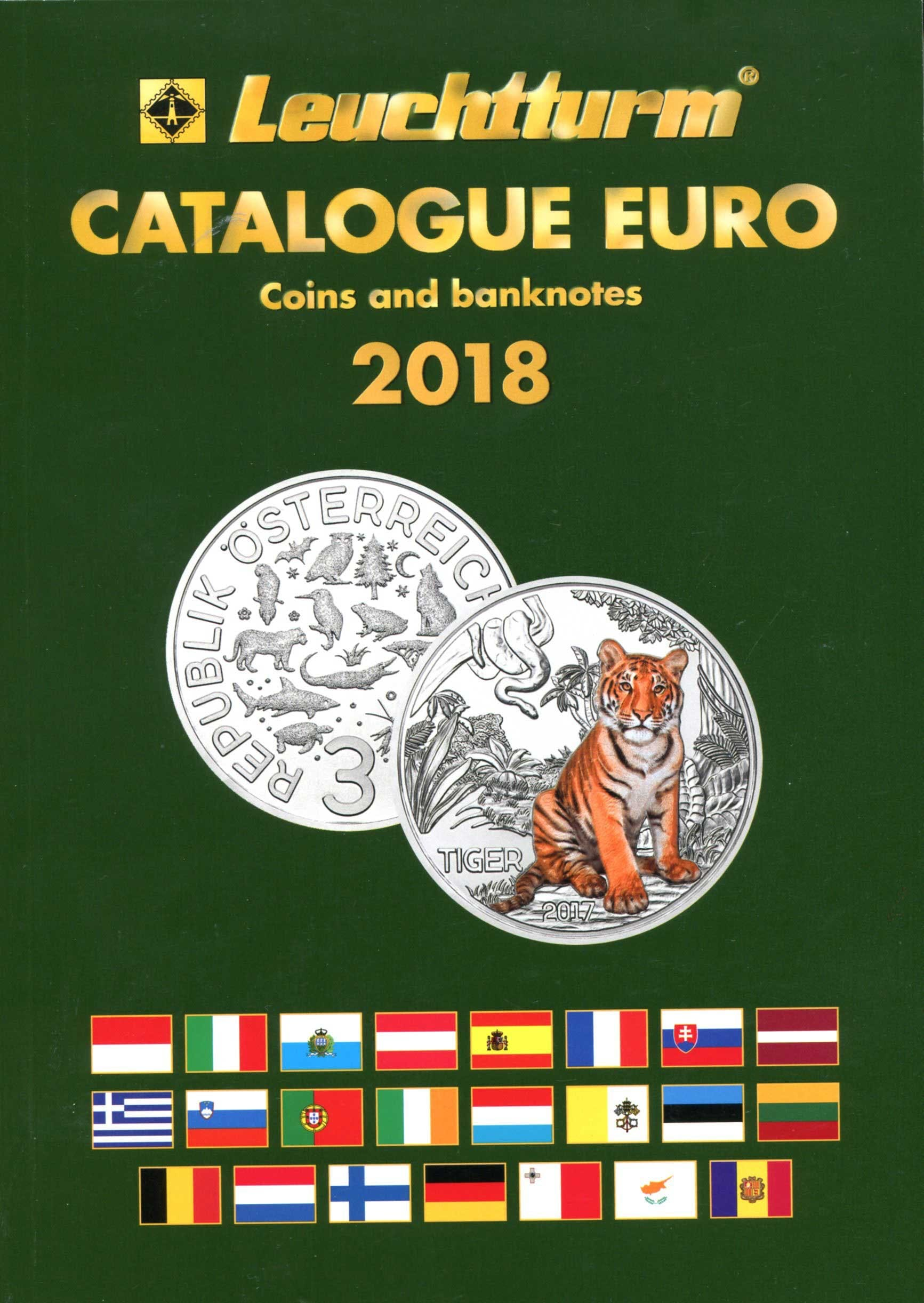Euro Catalogue 2018 in the Token Publishing Shop