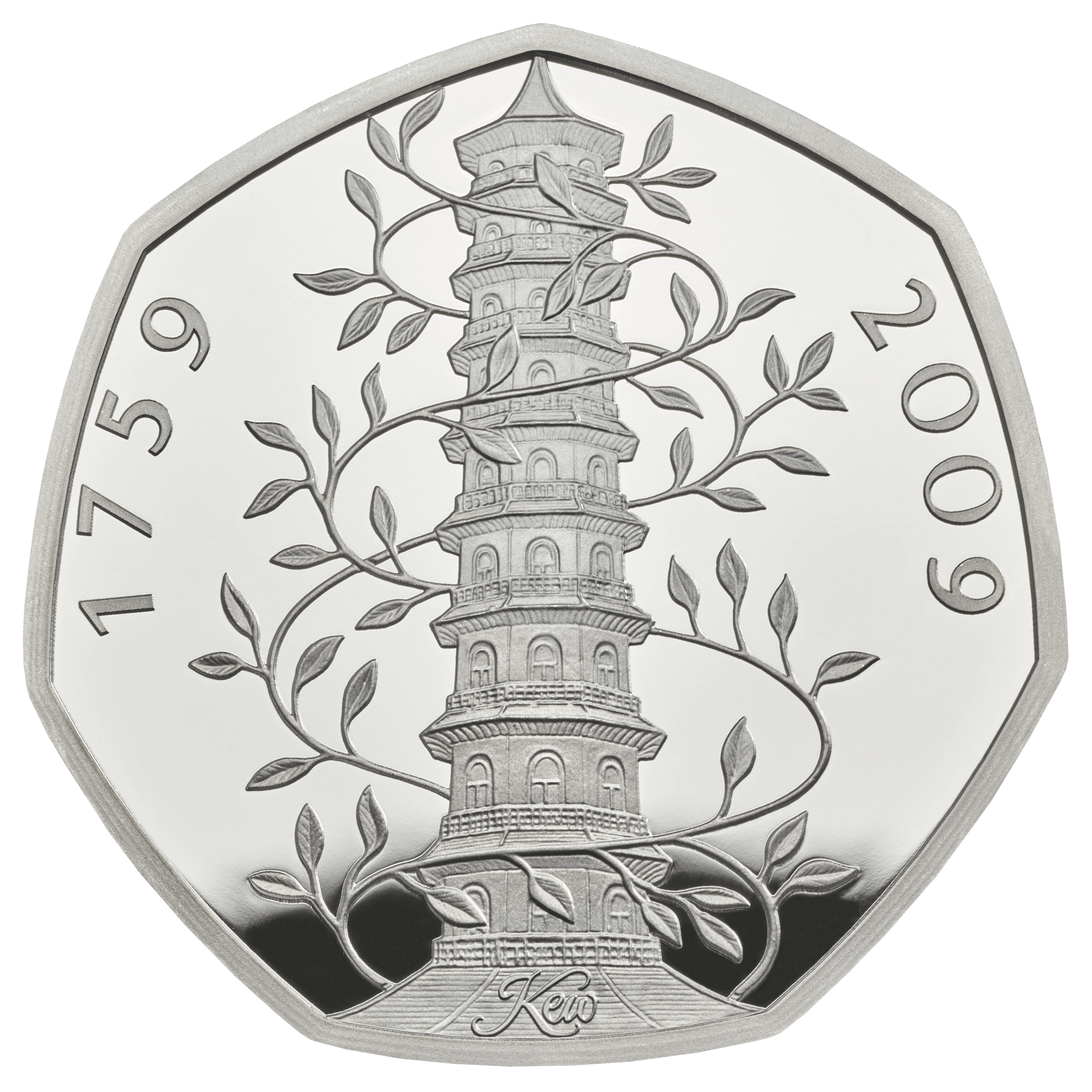 50p Collector's Album - Token Publishing Shop
