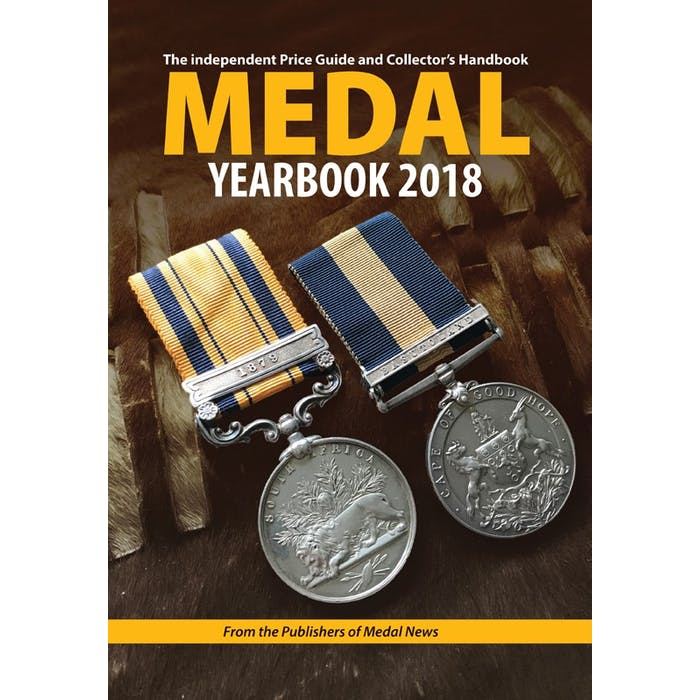 Medal Yearbook 2018 pdf - Token Publishing Shop